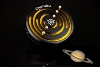 The Black and Gold Copernisis