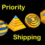 Priority shipping is Active