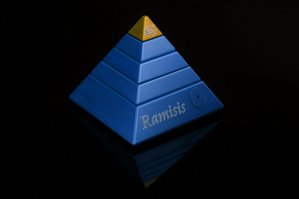 Ramisis Extreme Edition - High Quality Metal Puzzles