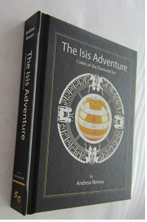 The Adventure code book - High Quality Metal Puzzles