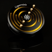 Copernisis Black and Gold